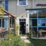 chambres d'hôtes ciel bleu eigenaren entree huis
