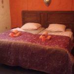 chambres d'hôtes ciel bleu slaapkamer