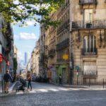 Op reis in frankrijk parijs