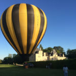 Chateau Jalnay chambres dhotes zoeken ballon