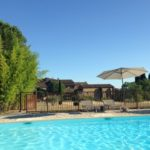 op reis in frankrijk La-Buissonniere-zwembad