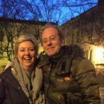 Op reis in frankrijk La-Buissonniere-echtpaar