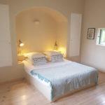 op reis in frankrijk La-Buissonniere-slaapkamer
