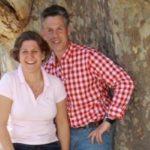 Op reis in frankrijk chambres dhotes mas-vacquieres-echtpaar