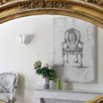 chambres d'hôtes zoeken-Maison de Maître Des-Sens-spiegel