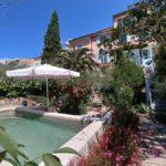 chambres d'hôtes zoeken-Maison de Maître Des-Sens-zwembad