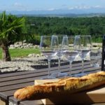 chambres d'hôtes zoeken Ferme Beauregard les Pyrenees terras
