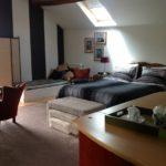 chambres dhotes Aire les Biefs – slaapkamer
