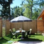 chambres dhotes Aire les Biefs – tuin